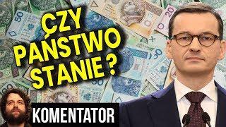 Czy Państwo Polskie Stanie? - Rząd PIS Masowo Traci Pieniądze z Podatków - Analiza Komentator