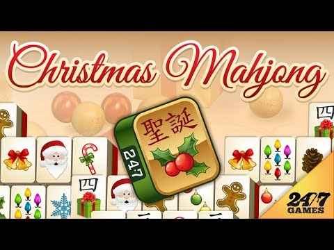 Christmas Mahjong.Christmas Mahjong Youtube