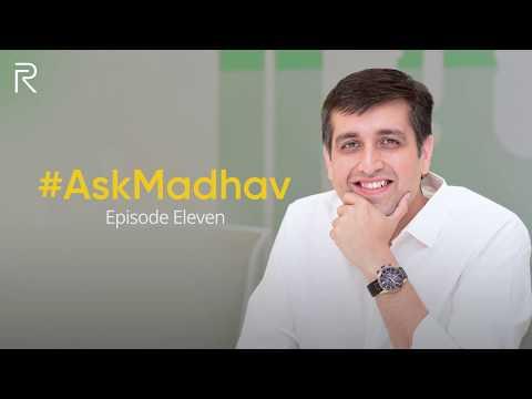 #AskMadhav   Episode 11