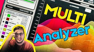 Mixing with a Spectrum Analyzer = Better Mixes