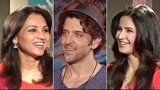 Hrithik, Katrina on Bang Bang, Bang Bang challenge and more...