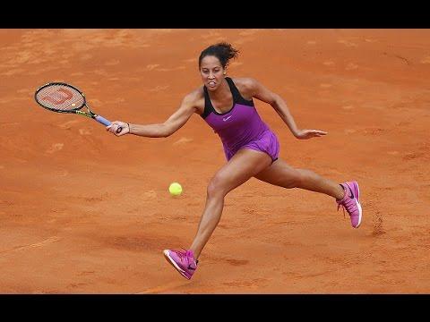 2016 Internazionali BNL d'Italia Semifinal   Madison Keys vs Garbine Muguruza   WTA Highlights