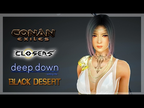 Black Desert Remastered, Deep Down Returning? Closers Online & More