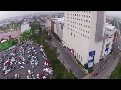 Video Dron Luna Parc Cuautitlán Izcalli Mexico Julio 3 2015 / 1