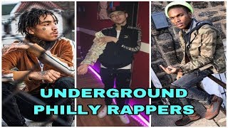 *2019* UNDERGROUND PHILLY RAPPERS