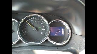 расход топлива на новом Рено Дастер Дакар 2018 года