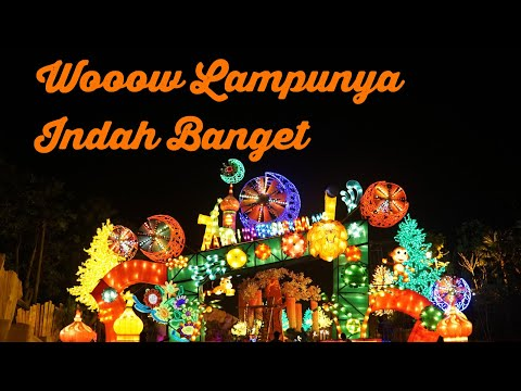 Malang Night Paradise - Destinasi Wisata Malam di Kota Malang Yang instagramable banget