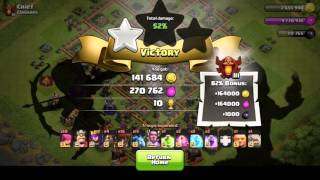 Game Clash of Clans - Eagle Artillery Grand Warden Gameplay - Clash of Clans