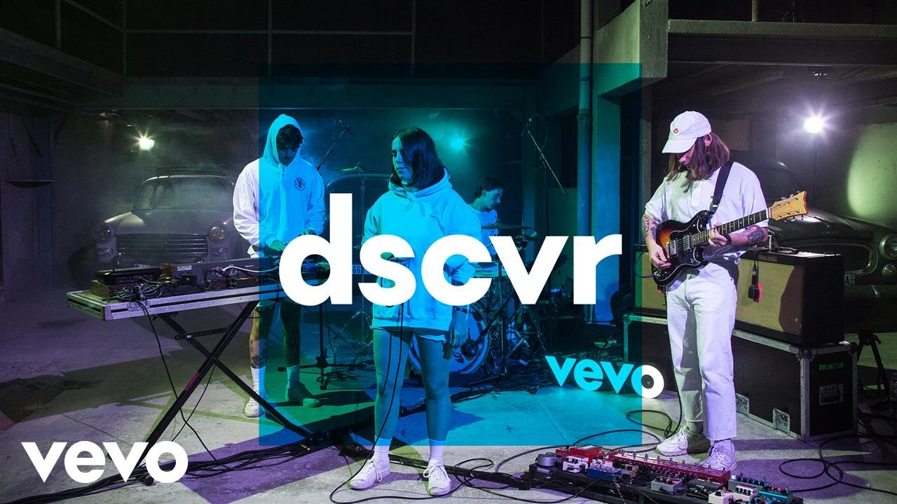 Las Aves - N.E.M. - Vevo dscvr France (Live)
