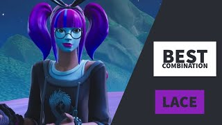 Meilleurs Combos Dentelle (dentelle) Fortnite Skin Review - France