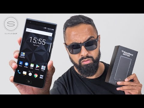 Download Youtube: BlackBerry Motion UNBOXING