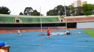 L DARDO cat 50F Confra Inter Nikkey de Atletismo Master 18