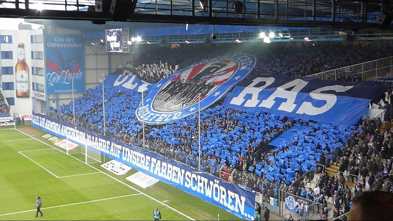 Bielefeld Dresden