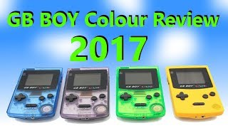 GB Boy Colour Review