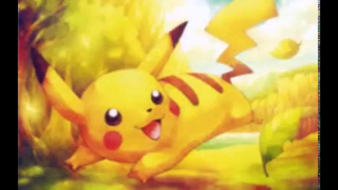 Pikachu Süß
