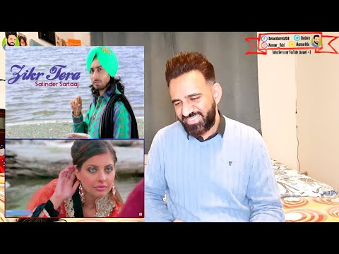 reAction from Norway; Satinder Sartaaj - Zikr Tera | Rangrez