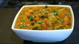 quick mix veg recipe