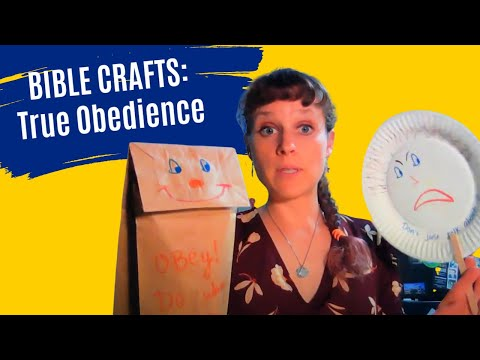 Craft Ideas: Two Sons and True Obedience