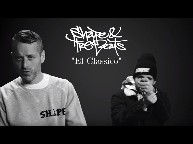 TReBeats - El Classico feat. Shape (Official Video)