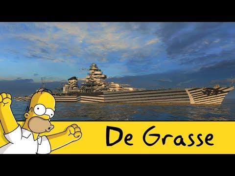De Grasse - první pohled (Work in Progress)