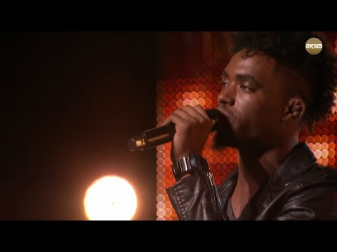 Dalton Lets Go of His Nerves & Emotions | The X Factor UK on AXS TV