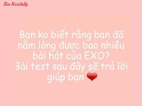 [EXO GAME/Vietsub] GUESS THE SONG #01