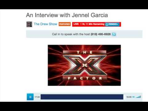 Jennel Garcia full interview on The Drew Show