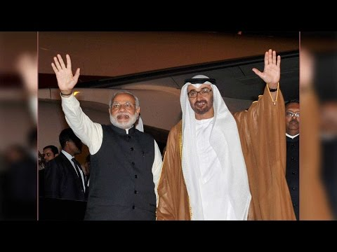 UAE Offers India free oil in exchange of storage