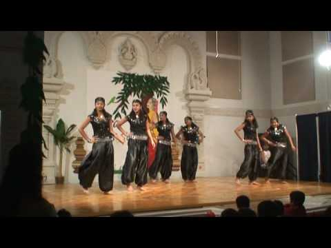 2009 Ugadi Omaha NE USA - Om Namaste Bolo Song
