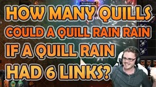 Path of Exile: The Little Quill Rain That Could [Strong Language Warning]
