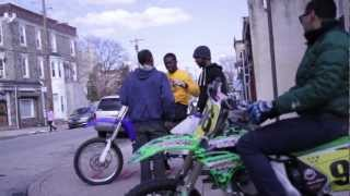 Dirt Bike Rell - Cant Stop Me