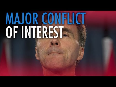 Ezra Levant: Morneau renewed $8M govt contract with his family firm