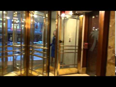 Katie McGinty Literally Goes Through The Revolving Door