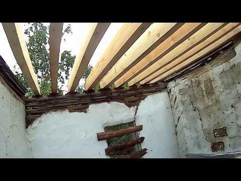 Как достроить второй этаж на старом доме