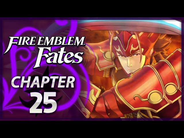 Fire Emblem Fates: Conquest - Chapter 25 - Ryoma