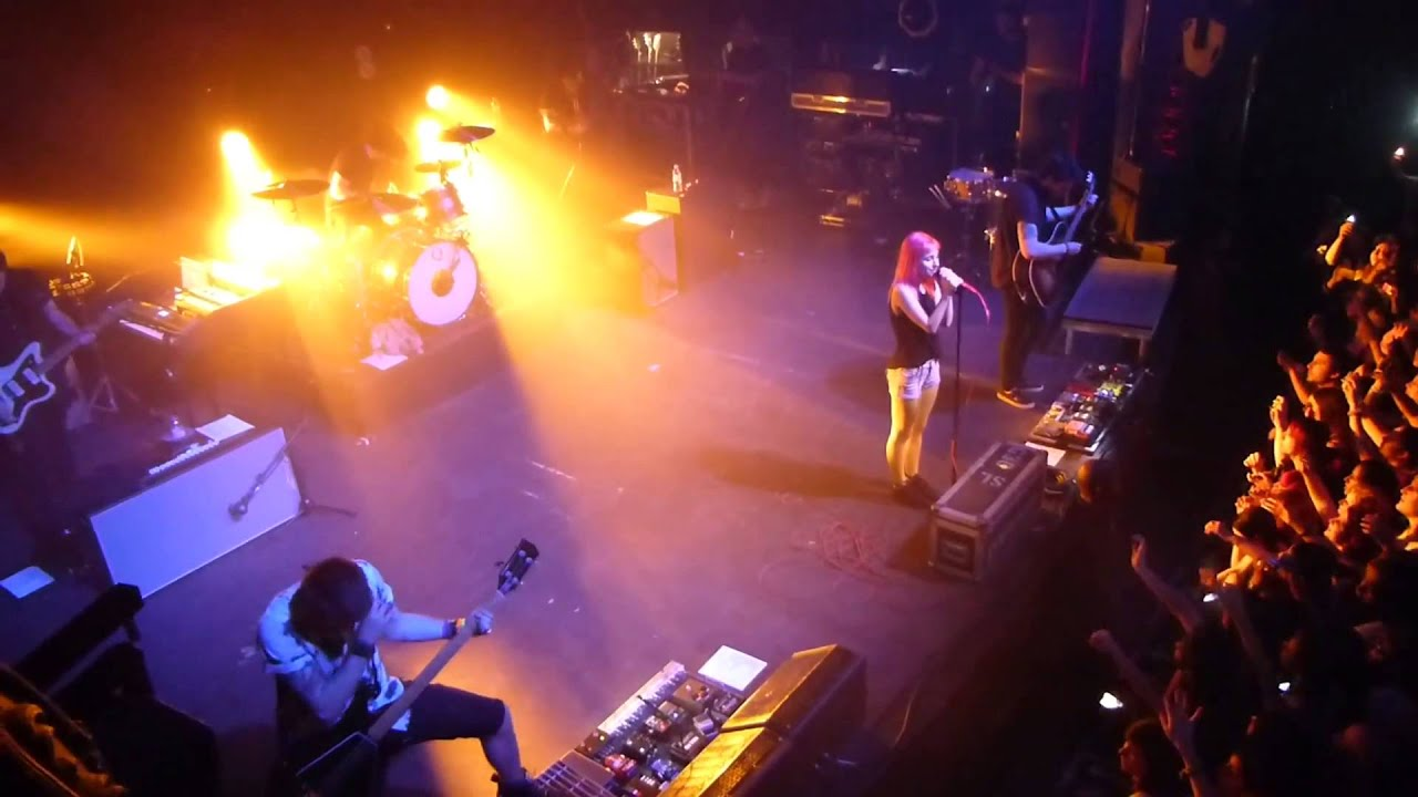 Paramore - Live In Paris 2013 Full Concert HD - YouTube Paramore Youtube