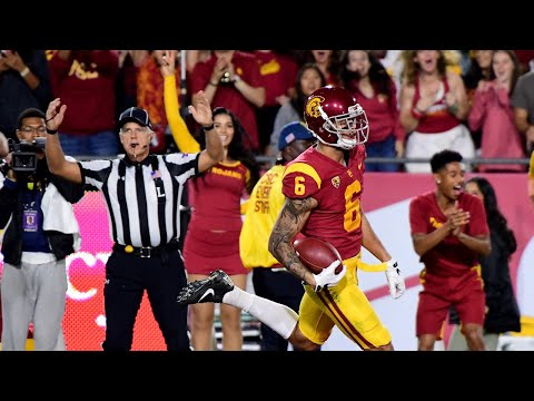 Highlight: Michael Pittman Jr and USC get tricky on punt return for a TD
