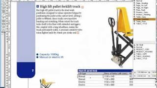Industrial supplies catalog