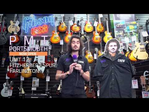 Nevada Music is Now PMT Portsmouth! | PMTVUK