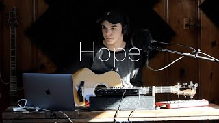 Hope The Chainsmokers ft Winona Oak Cover by Luke Hill