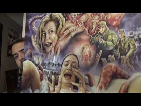 Slither- Scream Factory Collectors Edition with poster