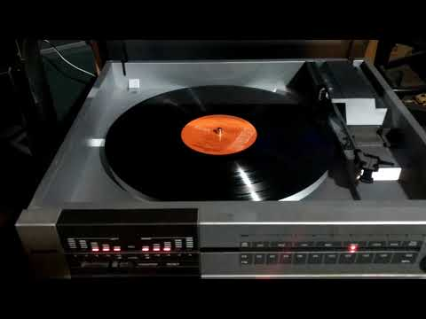 Equipo de música - Tocadiscos Phillips
