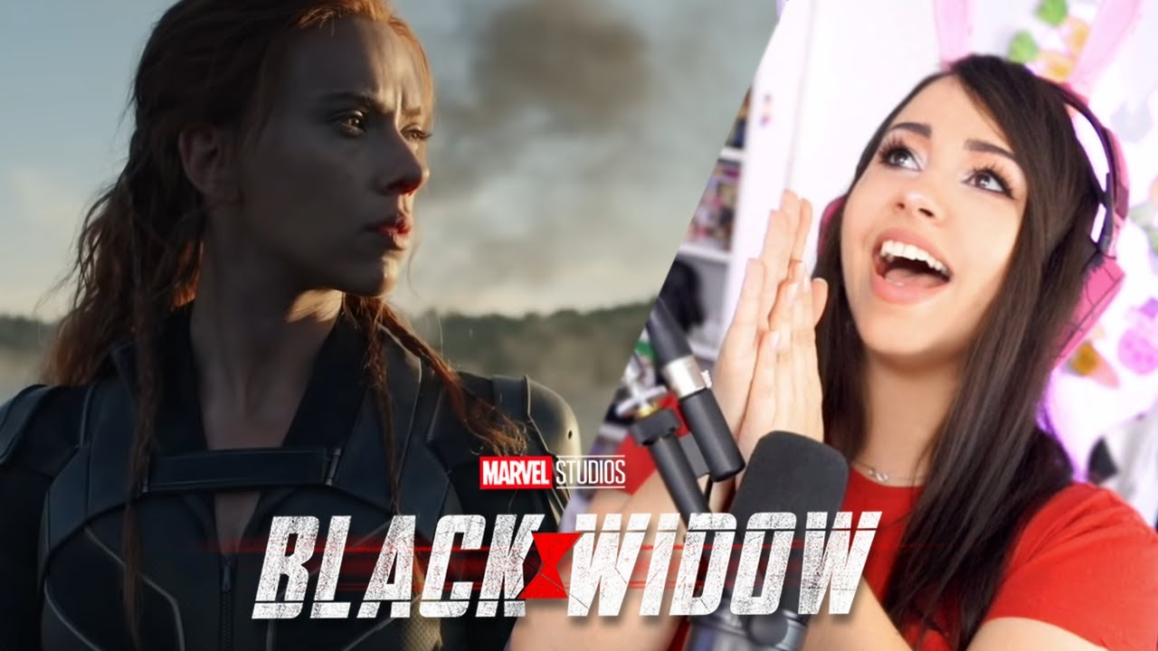 Let's Go - Playmaker  | Marvel Studios' Black Widow REACTION!!!