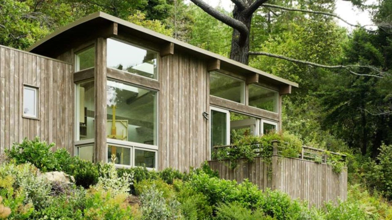 7 Modern Cabin Designs YouTube