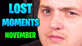Best of Trymacs | November | Lost Moments
