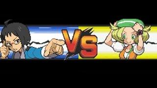 Pokemon: Cheren VS Bianca