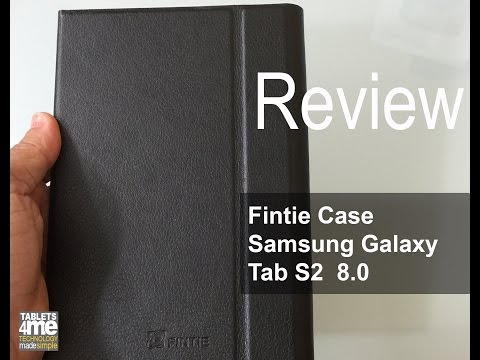 Fintie Samsung Galaxy Tab S2 8.0 Smart Book Cover Case
