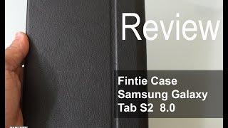 Fintie Samsung Galaxy Tab S2 8.0 Smart Book Cover Case