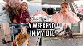 I WAS HOLDING IT ALL IN..A RARE WEEKEND IN MY LIFE AS A SINGLE MOM| Tres Chic Mama