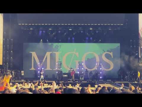 Migos Wireless Festival 2018 Full Set Mp3